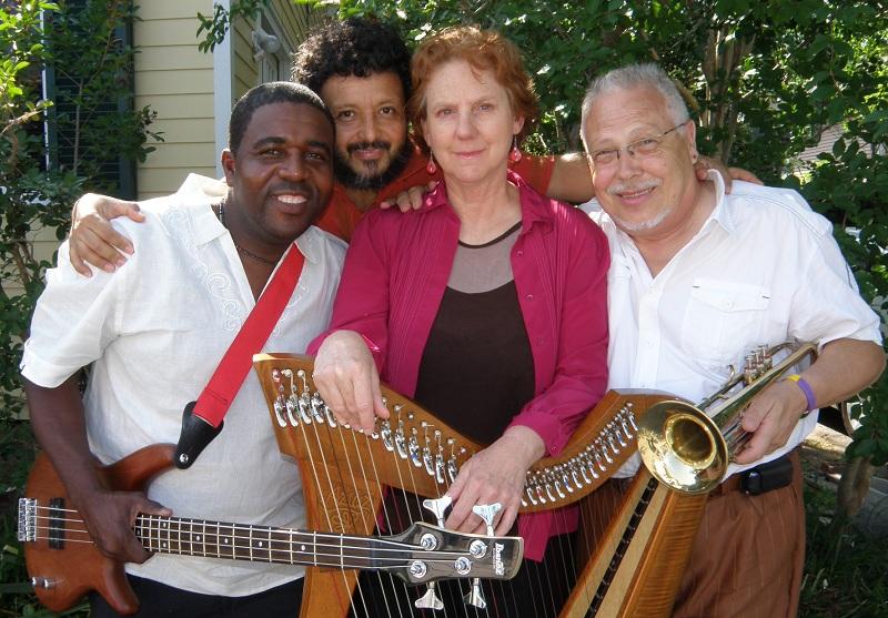Arpa Quartet Edwin Carlos Patrice Klaus