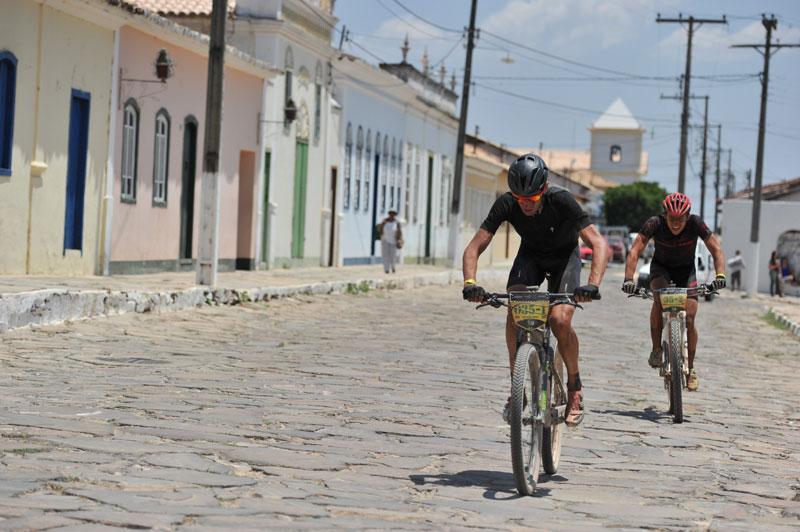 Altas temperaturas na etapa mais dura da Brasil Ride
