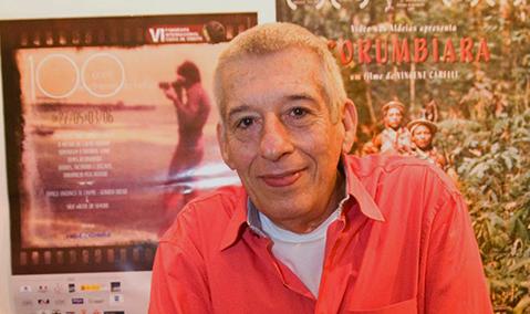 Orlando Senna condecorado com a Ordem do Mérito Cultural