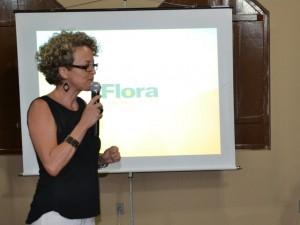 Branca Pires apresentou a trajetória da Flora Comunicação na Chapada Diamantina