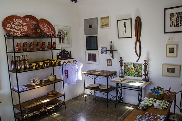 Galeria Arte & Memória. Foto: Caiã Pires