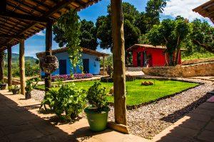 Complexo Turístico Fazenda Santo Antônio, em Lençóis/BA. Foto: Caiã Pires | www.be.net/caiapires