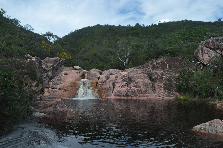 Cachoeira de Cima ou Boa Vista, Conceição dos Gatos - Palmeiras/BA. Foto: Verusa Pinho | www.flickr.com/verusa