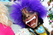 Carnaval de Máscaras em Rio de Contas. Foto: Rodrigo Galvão