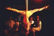 Espetáculo no Circo do Capão. Foto: Renata Reis
