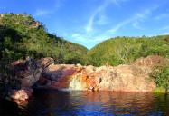 Cachoeira do Meio - Conceição dos Gatos - Foto: Marcelo Issa