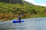 Canoagem no Rio Preto - Mucugê | Foto: Thais de Albuquerque