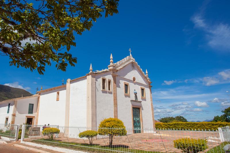 Igreja Matriz de Bom Jesus, em Piatã/BA | Foto: Açony Santos