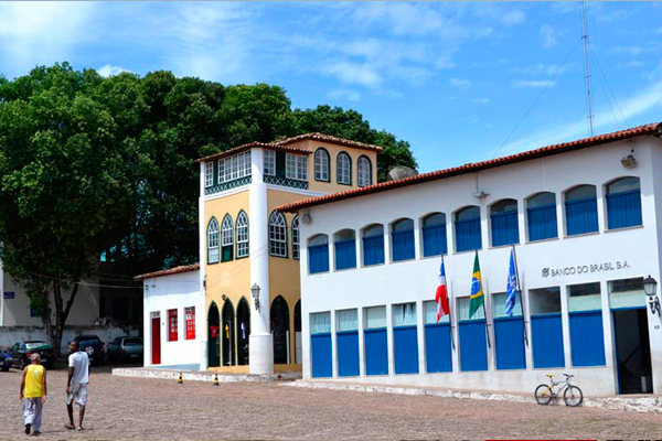 Antigo Vice-Consulado Francês. Foto: Branco Pires