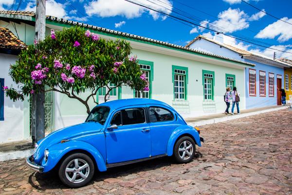 Detalhes de Mucugê. Foto: Caiã Pires