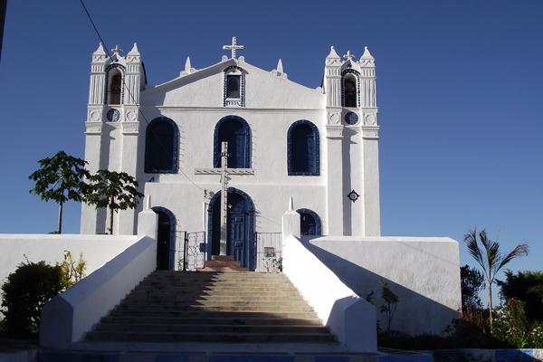 Igreja Santa Izabel. Foto: Branco Pires