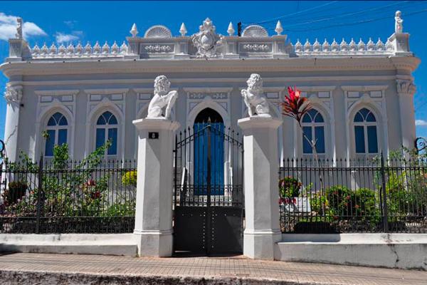 Sede do Instituto do Patrimônio Histórico e Artístico Nacional. Foto: Branco Pires