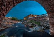 Vista para o Mercado Cultural, em Lençóis | Foto: Tarciso Albuquerque