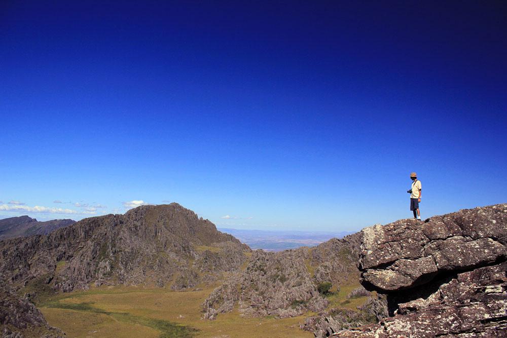 Pico das Almas, Rio de Contas/BA. Foto: Dmitri de Igatu | www.dmitrideigatu.blogspot.com.br