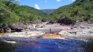 Ribeirão de Cima - Lençóis (Branco Pires)