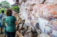 Complexo Arqueológico Serra das Paridas, em Lençóis. Foto: Caiã Pires
