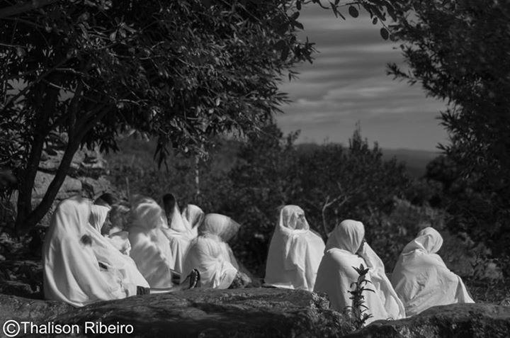 Terno das Almas, em Igatu. Foto: Thalison Ribeiro