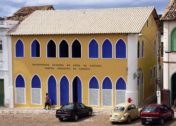 Campus Avançado da UEFS. Foto: Edvan Barbosa/ASCOM UEFS