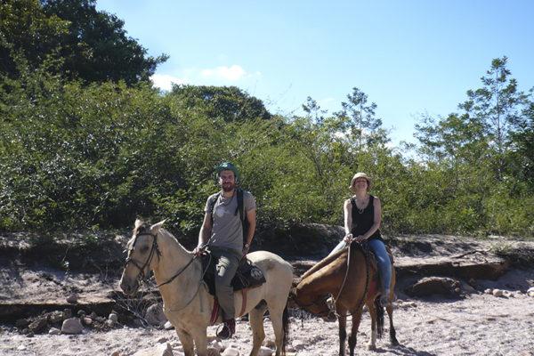 Passeio a cavalo | Foto: Simon Cavalier
