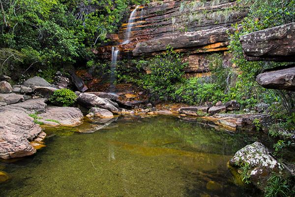 Cachoeirinha, Lençóis/BA. Foto: Caiã Pires | www.be.net/caiapires