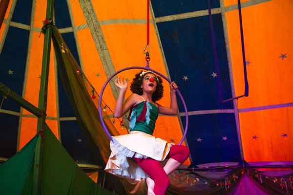 Circo Redondo, em Ibicoara. Foto: Bruno Sandini