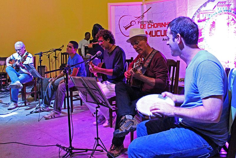 Festival de Chorinho de Mucugê. Foto: Thais de Albuquerque