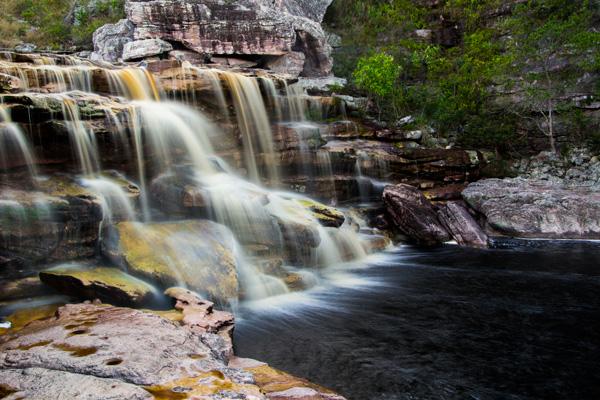 Cachoeira das Andorinhas, Mucugê/BA. Foto: Caiã Pires | www.be.net/caiapires