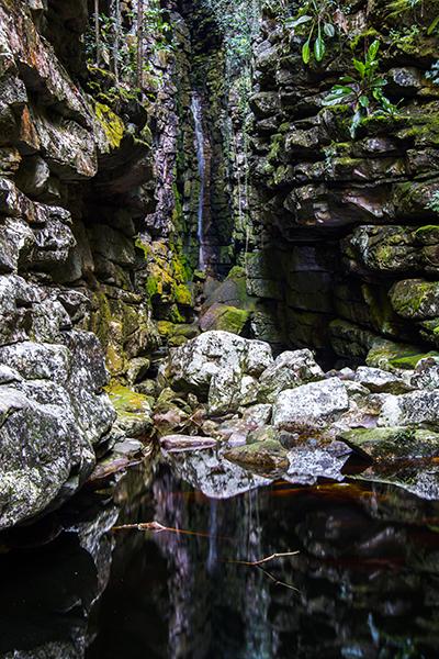 Cachoeira do Bequinho, Andaraí/BA. Foto: Caiã Pires | www.be.net/caiapires