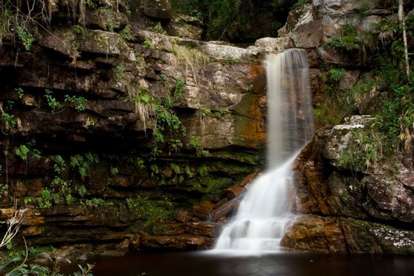Cachoeira da Purificação, Vale do Capão - Palmeiras/BA. Foto: Açony Santos | www.acony.com.br