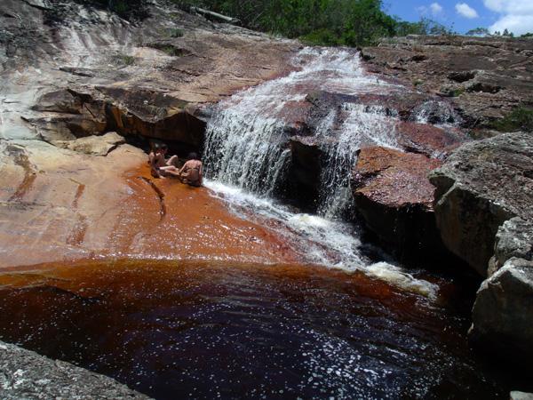 Cachoeira do Jiló, Rio de Contas/BA. Foto: Ecotrilhas