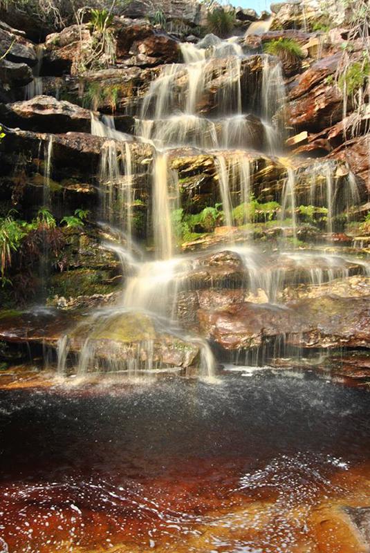 Cachoeira do Vitorino, em Igatu | Foto: Igatu Escalada Trekking