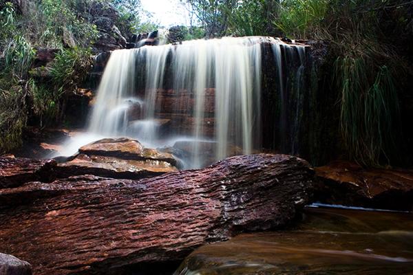 Cachoeira dos Pombos, Igatu/BA. Foto: Açony Santos | www.acony.com.br