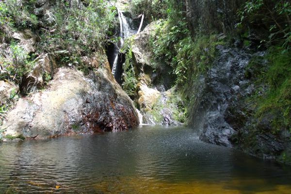 Poço das Andorinhas, Rio de Contas/BA. Foto: Ecotrilhas