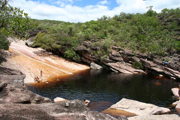 Ribeirão do Meio, Lençóis/BA. Foto: Açony Santos | www.acony.com.br