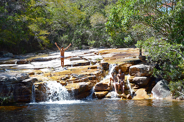 Cachoeira de Baixo, Conceição dos Gatos - Palmeiras/BA. Foto: Marcelo Issa