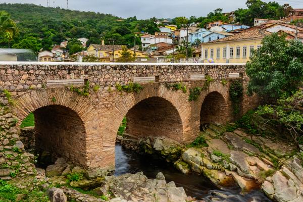 Ponte, em Lençóis/BA. Foto: Jeilson Barreto Andrade | www.flickr.com/jeilsonandrade