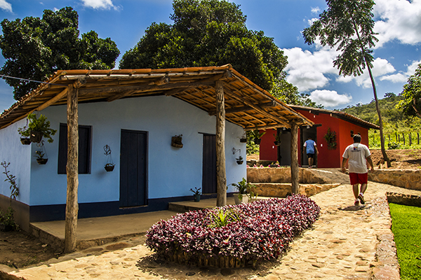 Fazenda Santo Antônio. Foto: Caiã Pires