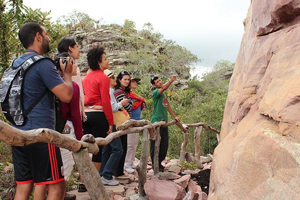 Serra das Paridas. Foto: Thais de Albuquerque