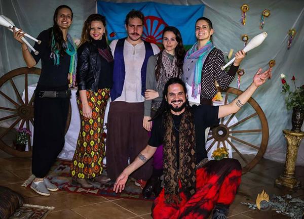 Saltimbalkans é uma das performances deste ano.