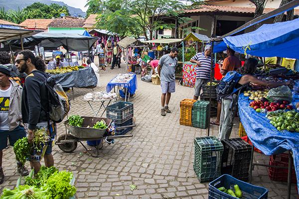 Feira do Vale do Capão. Foto: Caiã Pires