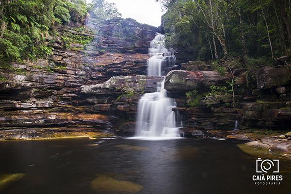 Cachoeira do Calixto. Foto: Caiã Pires | instagram.com/caiapires