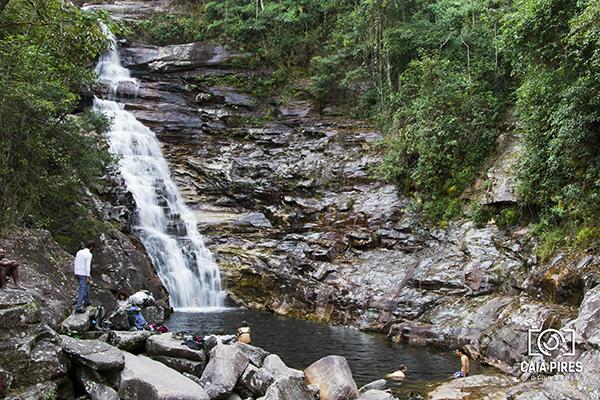 Cachoeira dos Funis. Foto: Caiã Pires