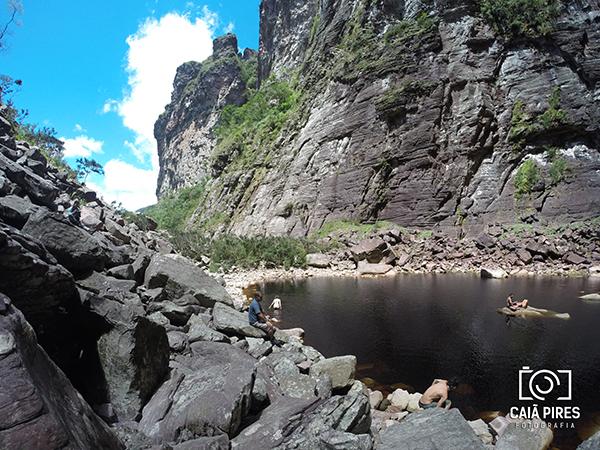 Poço do Cachoeirão. Foto: Caiã Pires | instagram.com/caiapires