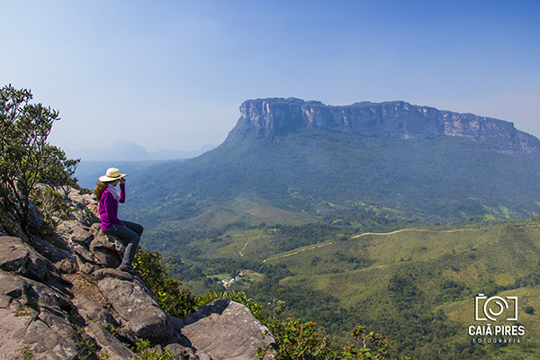 Mirante do Vale do Pati. Foto: Caiã Pires
