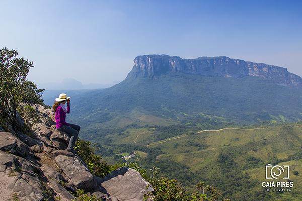 Mirante do Vale do Pati. Foto: Caiã Pires | instagram.com/caiapires