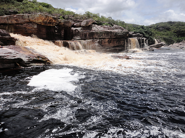 Guia-Chapada-Diamantina-Cachoeira da Sibéria-Thalison Ribeiro