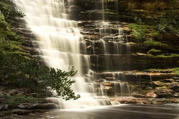Cachoeira do Fundão, em Lençóis | Foto: Açony Santos