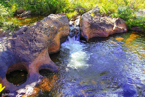 Cachoeira do Jiló, em Rio de Contas | Foto: Kau Pau-Ferro