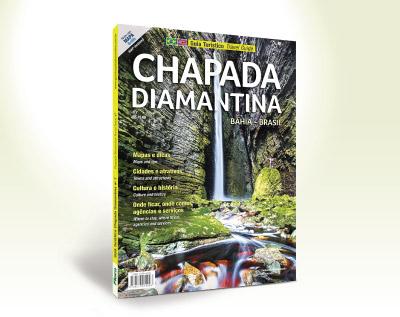 7ª Edição Do Guia Chapada Diamantina Traz Roteiros Inéditos Guia