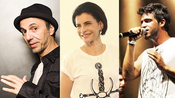 Zeca Baleiro, Marina Lima e Scambo são algumas atrações confirmadas para esta edição